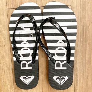 Roxy Women's Flip Flops. Size 10 NWT